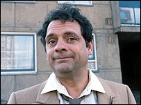 David Jason in the first series of Only Fools and Horses