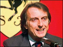 Di Montezemolo is backing his team to recover