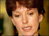 Jo Moore, ex-transport special adviser