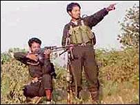 Tripura rebels