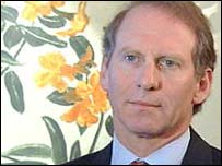US special envoy Richard Haass