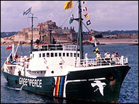 Rainbow Warrior, 1970s