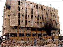 Basra secret police HQ