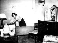 Mrs Churchill's bedroom