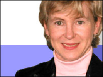 BBC head of general sports Barbara Slater