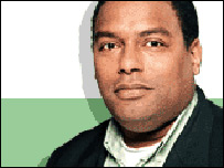 BBC TV Sport's head of programming Pat Younge
