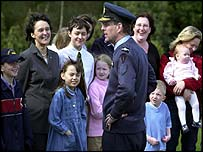 Duke of York at Lossiemouth