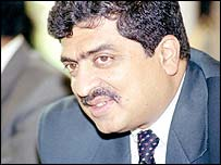 Nandan Nilekani, president and managing director of Infosys.