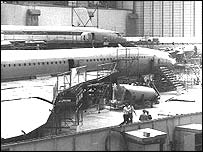 Concorde factory