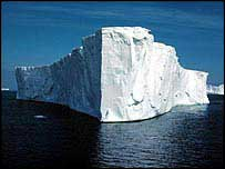 Antarctic ice   British Antarctic Survey