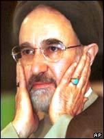 President Mohamed Khatami