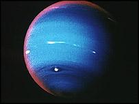 Neptune, Nasa