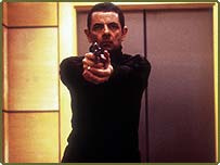 Rowan Atkinson, Johnny English