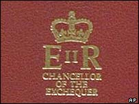 Gordon Brown's ministerial red box