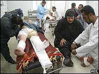 Al-Kindi hospital Baghdad