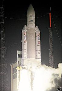 Ariane 5, AFP