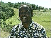 Sibusiso Vilane