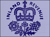 Old Inland Revenue logo, Inland Revenue
