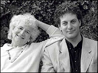 Jan Morris and Twm Morys