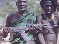 Uganda Karamajong