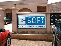 Soft's corporate headquarters