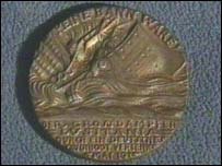 Medallion of Lusitania