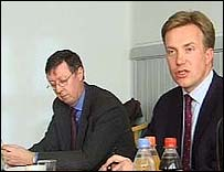 Norway's environment minister Brende