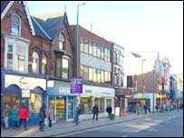 Middlesbrough High Street