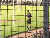 Baseball Ground in Derby