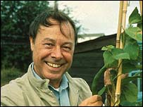 EastEnders' famous allotment-holder, Arthur Fowler