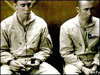 American POWs