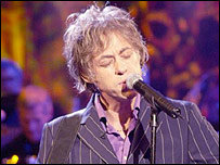 Geldof live