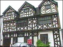 Bishop Percy's House, in Bridgnorth