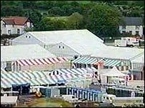 Eisteddfod field