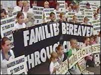 Families Bereaved through Car Crime