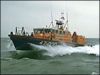 Tyne class boat