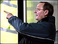 Port Vale boss Brian Horton