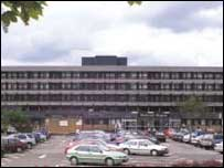 Monklands General Hospital