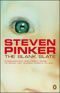 steven pinker essay nurture vs nature Corpse of a wearisome debate,ó for his review of steven pinker s ( 2002 ) book the current thinking about nature and nurture.