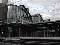 Ladoga Station