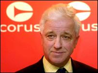 Corus chairman Sir Brian Moffat