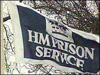 Prison Service flag