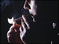 Man smoking (generic)
