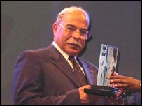 Zamalek president Kamal Darweish