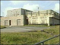 Lowermoor treatment works, Camelford