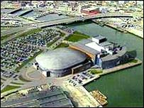 Belfast's Odyssey Arena