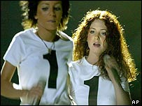 Tatu at Eurovision