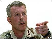 Lieutenant General David McKiernan