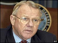Former US Major General Jay Garner