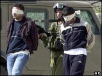 Israeli operation in Nablus